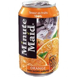 MINUTE MAID 33 CL