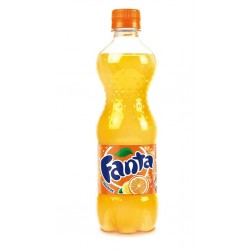 FANTA ORANGE PET 50CL
