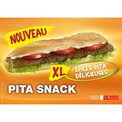 SANDWICH PITA SNACK XL