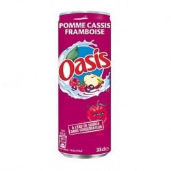 OASIS POMME CERISE FRAMBOISE 33 CL