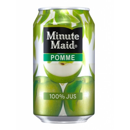 MINUTE MAID POMME 33 CL