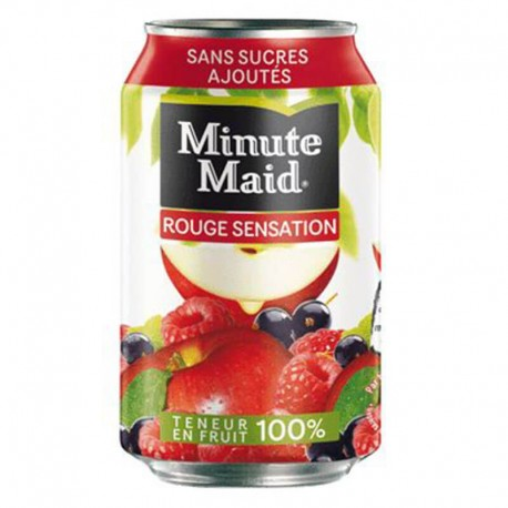 MINUTE MAID ROUGE SENSATION 33 CL