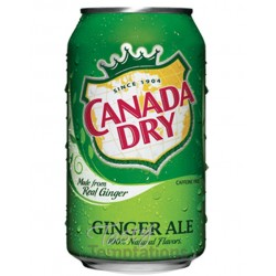 CANADA DRY 33 cl